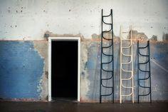 Charlie Styrbjörn Nilsson Redesigns the Ladder
