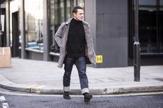 The Best Street Style from the Last Day of London Collections: Men Photos | GQ