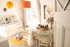 ••• Idee für Krabbeldecke???••• - Foto von Mitglied artflirt #solebich #interior #einrichtung #inneneinrichtung #deko #decor #kitchen #küche #dinigroom #esszimmer #diningtable #esstisch  #orangelamp