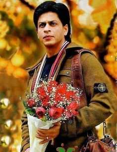 Embedded image permalink-Dear SRKians, Wishing all Happy Rose Day @iamsrkFC.