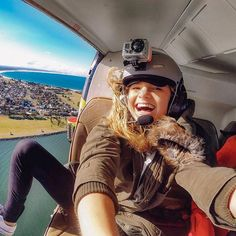 #IWD2016 1 of 7: Today is International Women's Day, a day to support women, celebrate women, encourage women and inspire the change for equality. @goproanz kicks off our International Women's Day takeover around the world with #GoProGirl, @sjanaelise. From her dream lifestyle of traveling the world as a photojournalist to being a positive inspiration for her followers, Sjana spends her days sharing the beauty of the world. Head over to @goproanz to learn more about this adventure seeking…