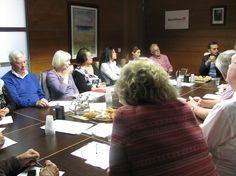 Reunión con las ONGs de Calpe en el Día del Voluntariado.