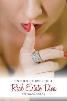 Untold Stories of a Real Estate Diva by Stephany Sofos, http://www.amazon.com/dp/B008LXSCRG/ref=cm_sw_r_pi_dp_M1jkqb0WXCWS5. Book signing this Friday, August 17th, at the Green Tea Cafe, third floor, Ala Moana Shopping Center from 5:30 pm to 7:30 pm...Come meet vthe Author, the cover girl, and the photographer...