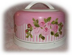 PRETTY CAKE CARRIER