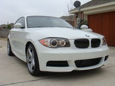 Official ALPINE WHITE Coupe (E82) Thread - Page 3 - BMW 1 Series Coupe Forum / 1 Series Convertible Forum (1M / tii / 135i / 128i / Coupe / Cabrio / Hatchback) (BMW E82 E88 128i 130i 135i) Euro Model, 3 Bmw, Bmw 1 Series, Alpine White, Harman Kardon, Bmw Cars, Convertible, Cutaway, Infinity Dress