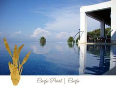 Private pool - Jacuzzi - Sauna - Home Cinema 4 bedroom Villa in Corfu Greece - Corfu Town Corfu Town, Corfu Island, Beach Vacation Rentals, Luxury Holidays, Luxury Villa, Jacuzzi, Swimming Pools, Greece, Tourism