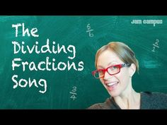 The Dividing Fractions Song (Parody of Taylor Swift - Bad Blood) - YouTube