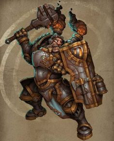 Torchlight 2 Engineer, Kyle Cornelius on ArtStation Game Character, Character Concept, Concept Art, Character Design, Character Ideas, Dnd Characters, Fantasy Characters, Torchlight 2, Card Tattoo