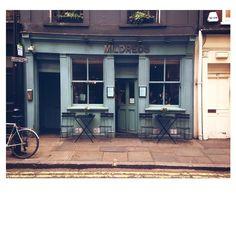 Mildred's in Soho, Greater London