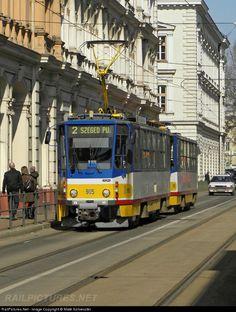 905 Szeged Transport Limited (SzKT Kft.) CKD - TATRA at Szeged, Hungary by Máté Szilveszter