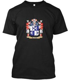 Blood Coat Of Arms   Family Crest Black T-Shirt Front - This is the perfect gift for someone who loves Blood. Thank you for visiting my page (Related terms: Blood,Blood coat of arms,Coat or Arms,Family Crest,Tartan,Blood surname,Heraldry,Family Reunion,Bloo ...)