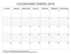 Calendario de celebraciones en Enero 2016 My Passion, Word Search, Words, Montessori, Ideas, Batman, Important Dates, Earth Day, Parties