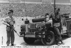Argyll and Sutherland Highlanders Aden 1967