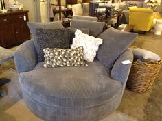 Nesting Chair, most comfy chair ever!