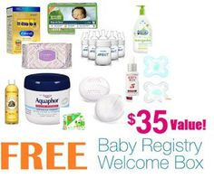 Amazon Free Welcome Baby Box + Huggies Coupon Codes - http://couponsdowork.com/amazon-deals/amazon-free-welcome-baby-box-may-2016-info-details/