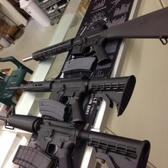 .502 T-Sabre and R&J 5.56 Ar's