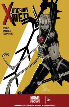 Uncanny X-Men Vol. 3 #4 How is Magik the only one of the Phoenix Five to come out of the experience unscathed? And there is something strange going on with one of the other members of the UNCANNY X-MEN.