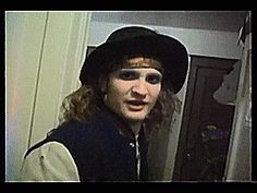 GIF Young Layne Staley and Sean Kinney At a party?