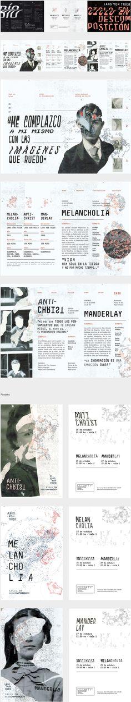 Lars Von Trier Ciclo de cine by Antonella Geminelli