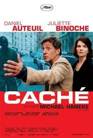 Caché - one of my Top10-movies!!  With Juliette Binoche, Daniel Auteuil