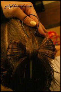 Girly do s by jenn short hair pig tails ideas for short hair 12