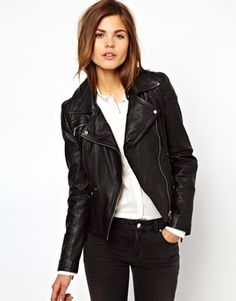 1000 Images About Biker Jackets On Pinterest Leather