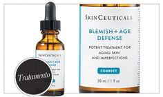90. AntioleosidadeBlemish + Age Defense, SkinCeuticals, R$ 195*   Sua fórmula combina cinco ácidos que, além de reduzir a oleosidade da pele e diminuir os sinais da acne, têm função anti-idade. O resultadocomeça a aparecer em algumas semanas.