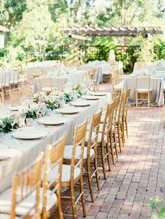 Vintage Glam Blush Wedding Inspiration