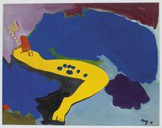 René Magritte : L'Art de Vivre (1948)