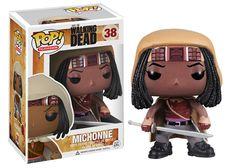 Figurine pop Michonne - The Walking Dead - Funko Pop! Vinyl