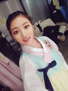 Jihyo is so gorgeous ❤️