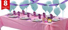 Sofia the 1st birthday party kit!!!