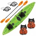 As with any new sport or physical activity, kayaking for beginners has its safety risks. This being said, it is important that a newbie learns safety tips for kayaking as well as choose the kayaks for beginners that promote protection during the activity. The best kayaks for beginners should make sure that the user is secured while kayaking. It is also important that a beginner learns the proper use of a beginner kayak to ensure the same.