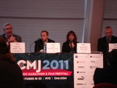 "CMJ Music Festival Gamification Panel    Margaret Wallace, CEO of Playmatics (www.playmatics.com), introduced the panel topic by crediting Jesse Schell of Schell Games as the first to use the now ubiquitous term ""gamification.""  But what exactly does gamification mean?  In broad terms, gamification simply means using game-like elements to engage audiences."