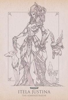 warhammer40000 by ~MikhailSavier on deviantART
