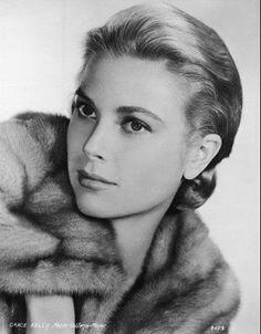 Grace Kelly in MINK Fur