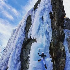 it's ⏰ for ⛏ 🔜 www.it ✈ complete plan available on ❄ Ice Climbing, Mount Everest, Mountains, Nature, Travel, Outdoor, Instagram, Climbing, Outdoors