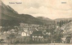 Poiana Tapului - Zamora - interbelica