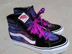 55 Best Galaxy Vans images