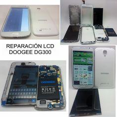 Reparación del LCD del DOOGEE DG-300  www.MOVILCONSOLAS.COM Ronda de San Agustín 63 A-1 41400 - Ecija - Sevilla Email: info@movilconsolas.com Tfno.: 95 483 03 05