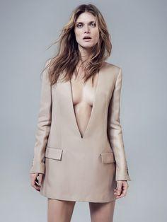 Malgosia Bela by Nicole Bentley for Vogue Australia April 2015