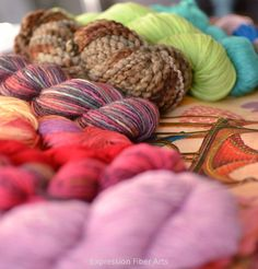 October Yarn Giveaway