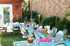 hawaiian baby shower | my luau baby shower 06/04 (with pics)