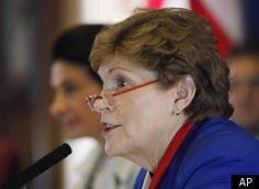 Sen Jeanne Shaheen Supports Adding Marriage Equality to Democratic Party Platform. -- HuffingtonPost -- 2/28/2012