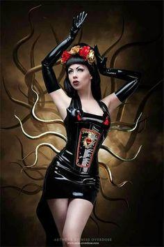 Model Ophelia Overdose