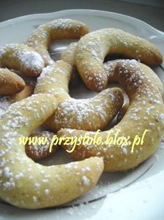 Baking Recipes, Cookie Recipes, Dessert For Dinner, Cookies, Christmas Baking, Doughnut, Sausage, Food And Drink, Gluten Free
