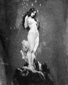 art of the beautiful-grotesque - Filed under 'Norman Lindsay'