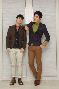 Henry & Zhou Mi ~ Super Junior M