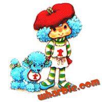 1980s Strawberry Shortcake characters