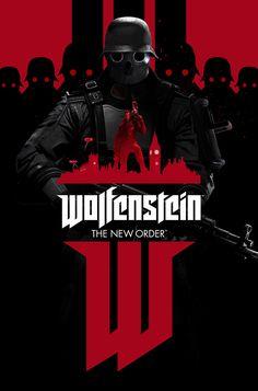 Geek Art Gallery: Posters: Wolfenstein: The New Order